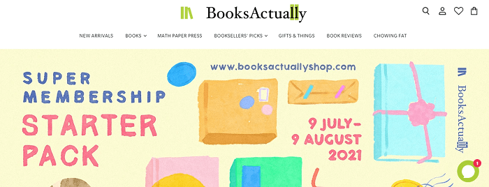 Books Actually